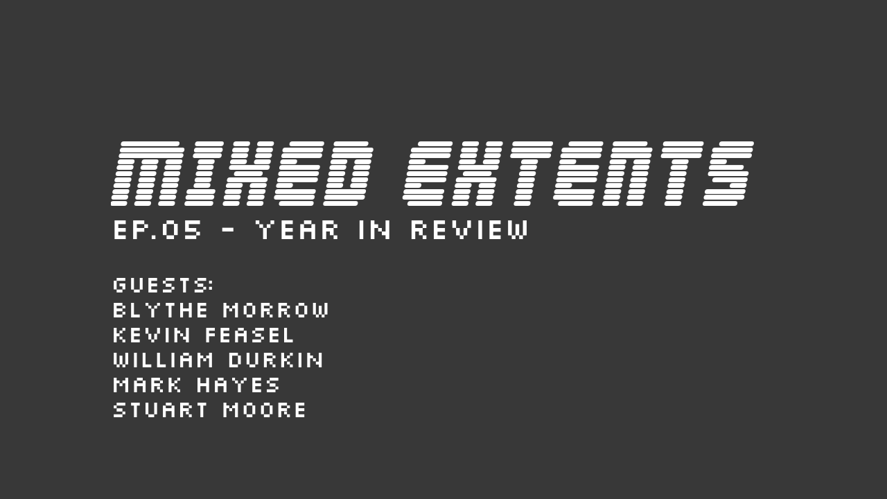 05: Year in Review